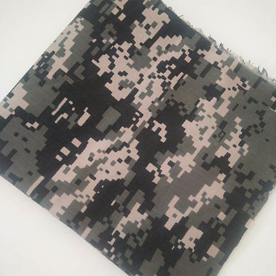 Military Camouflage Fabric